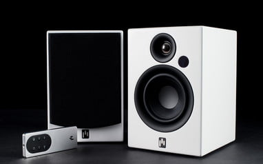 Aperion Allaire Bluetooth Speakers review | Digital Trends
