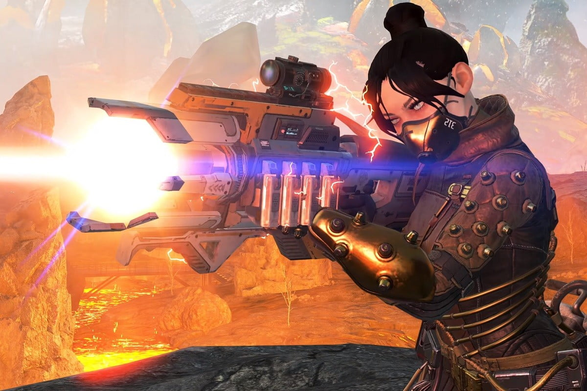 Apex Legends Season 3's new weapon too strong: Charge Rifle nerf in the works