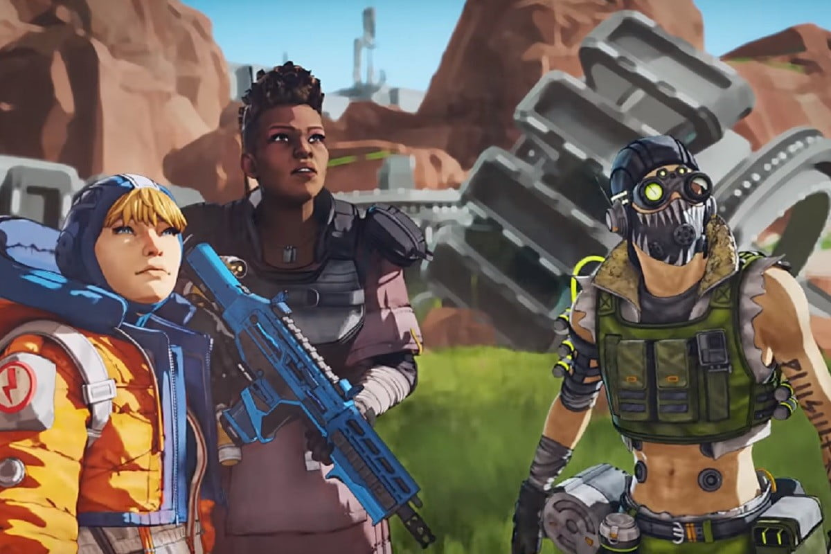Rumored Apex Legends character may be a familiar face to Titanfall players