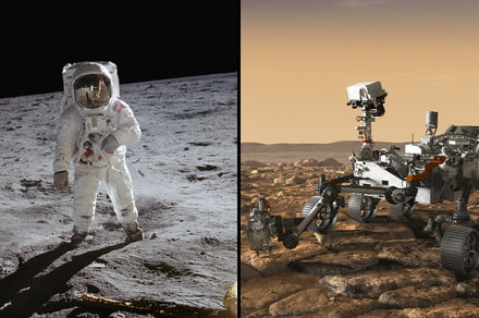 NASA wants to send two more missions to Mars to collect rock samples