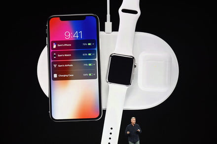 apple airpower announcement 2017 440x292 c - Leaker claims Apple is secretly still working on AirPower charging mat -  ایگر