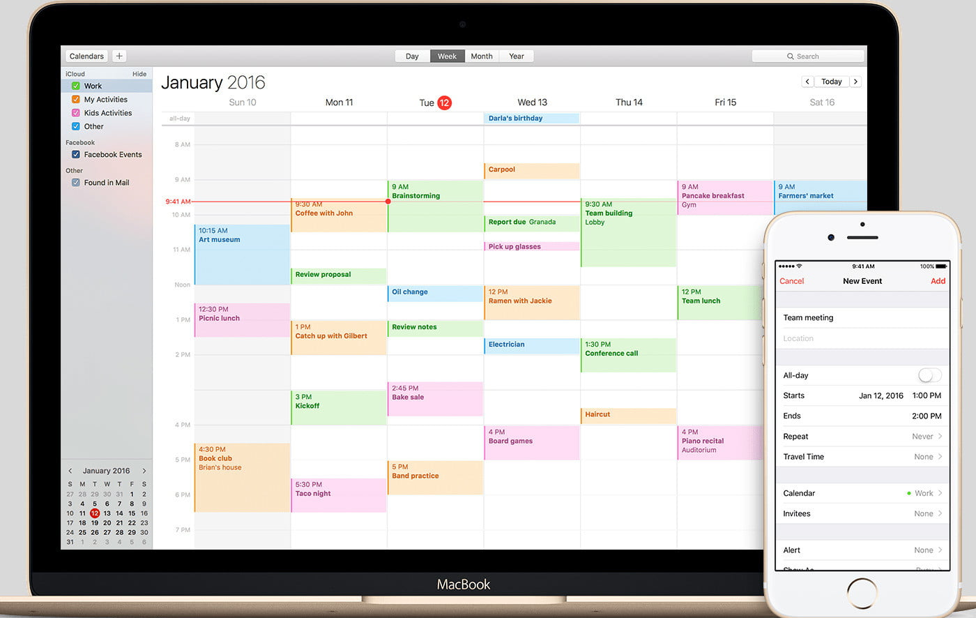 Apple says it's taking steps to stop all that annoying Calendar invite spam