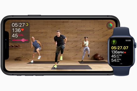 With Fitness Plus, Apple could very well take the lead in on-demand exercise