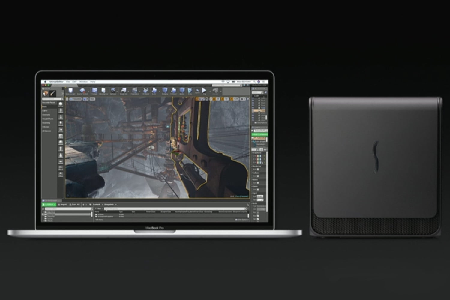 External Graphics Card Support Arrives on MacOS, But Not All