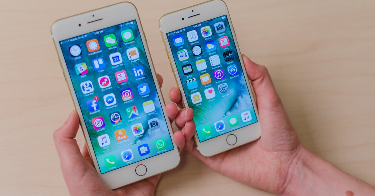 Iphone 7 And Plus Hands On