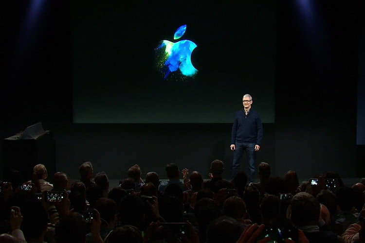 Apple October Event cover image