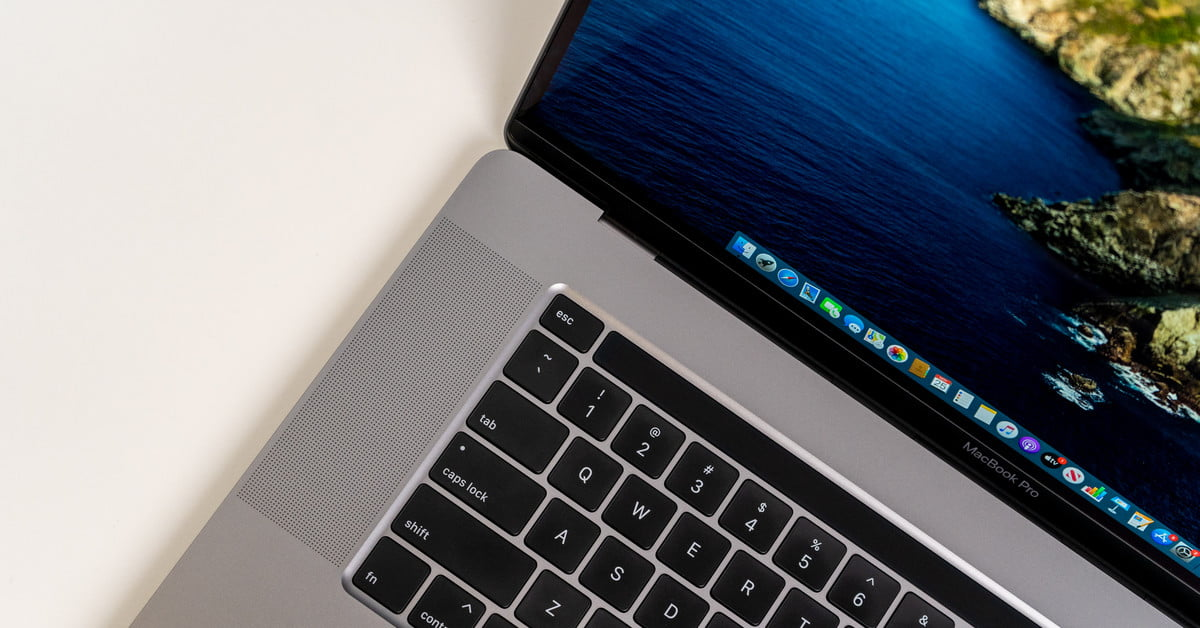 Apple MacBook Pro 16-inch review: The best Mac in years
