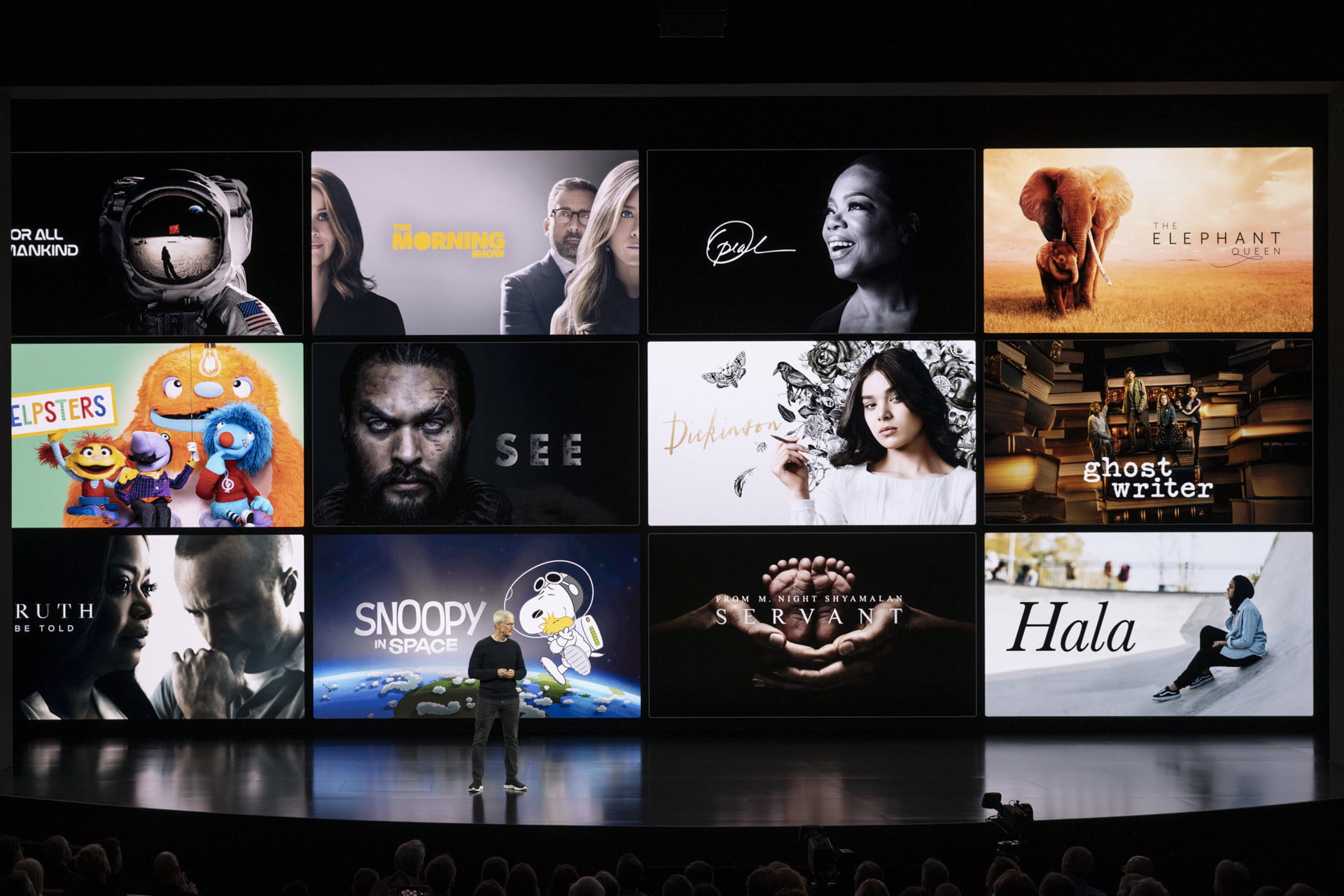 Apple reportedly told Apple TV+ showrunners to avoid negative portrayal of China