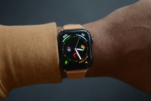 apple watch nomad modern strap 40mm