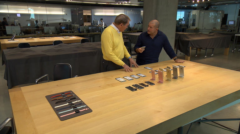 Here are the Highlights from 60 Minutes' Apple Segment