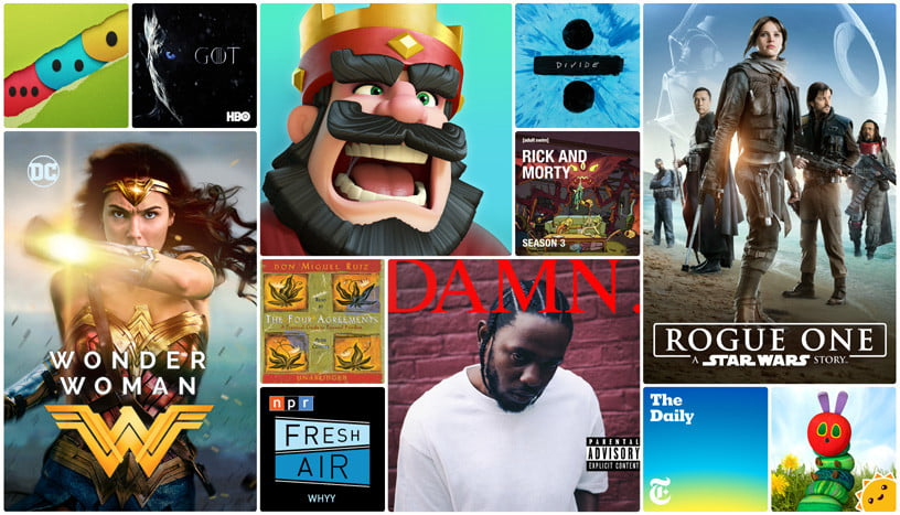 Apple Release Best Of 2017 iTunes List For Apps, Music, And