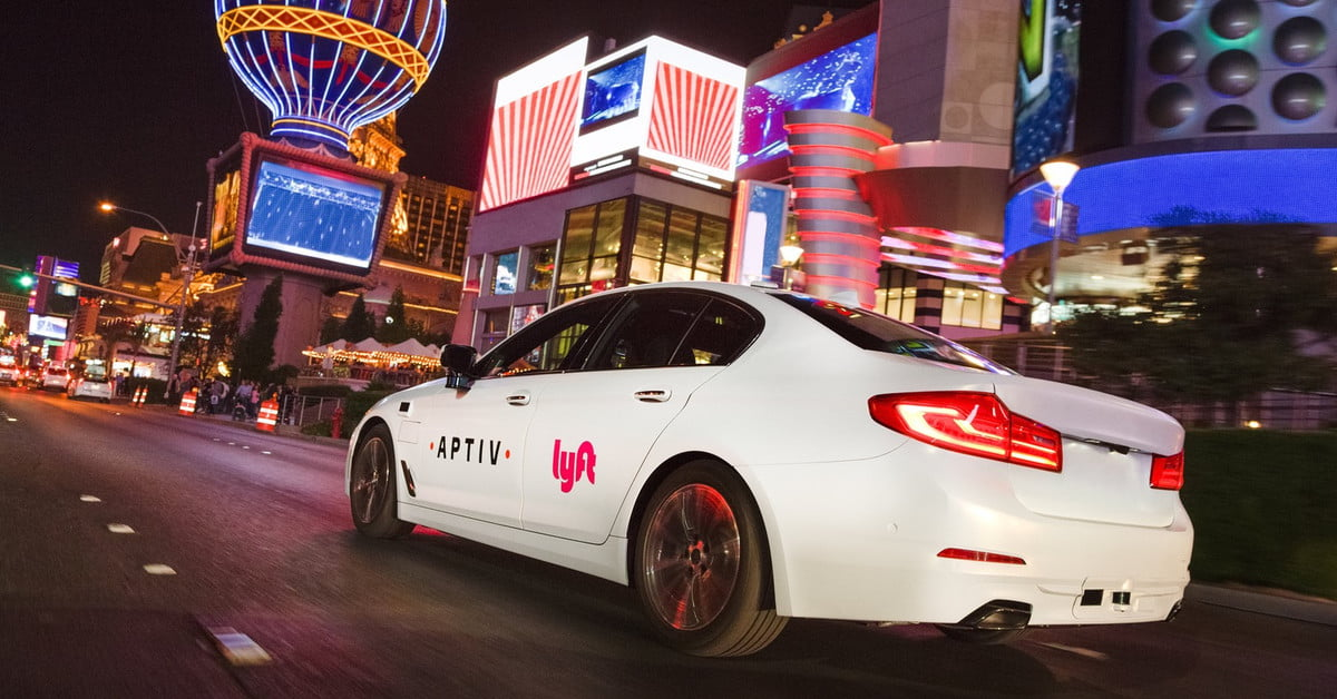 What Lyft, Active Learned From 100K Self-Driving Car Rides | Digital Trends
