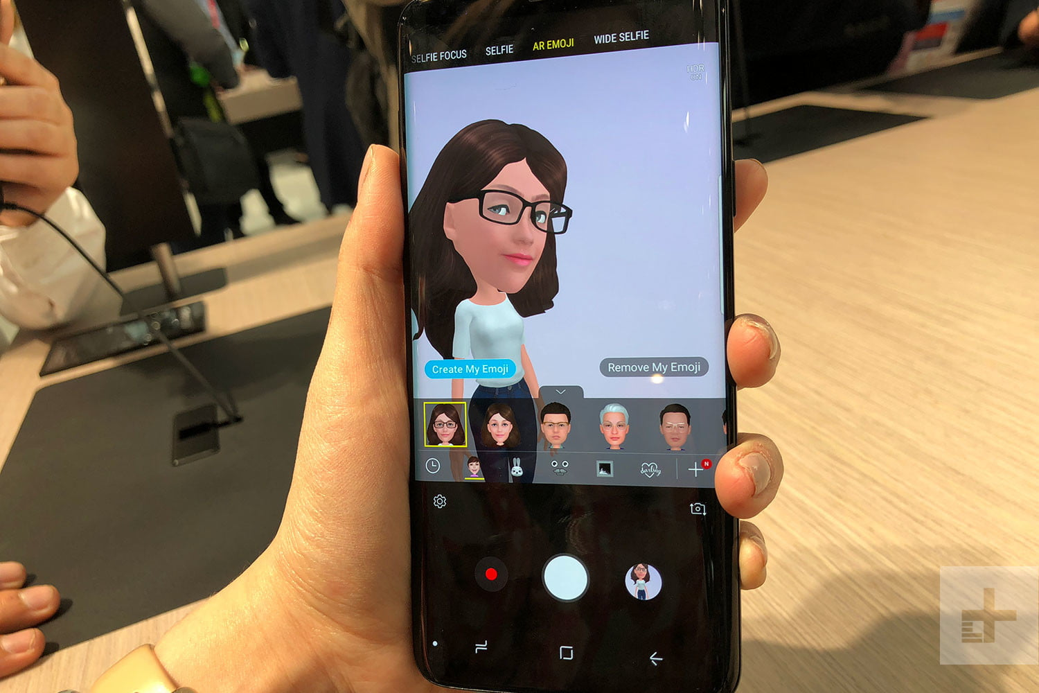 Why Am I The Only One That Loves Samsung's AR Emojis