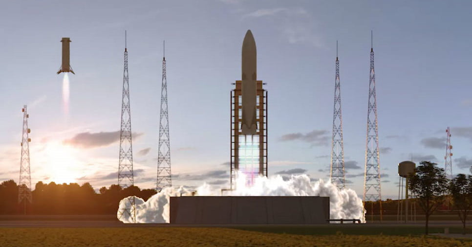 The European Space Agency is building its own reusable rocket