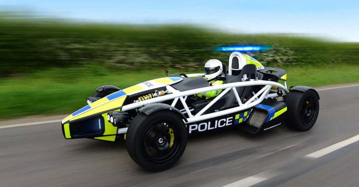 Who needs a Crown Vic? Check out the coolest police cars from around the world