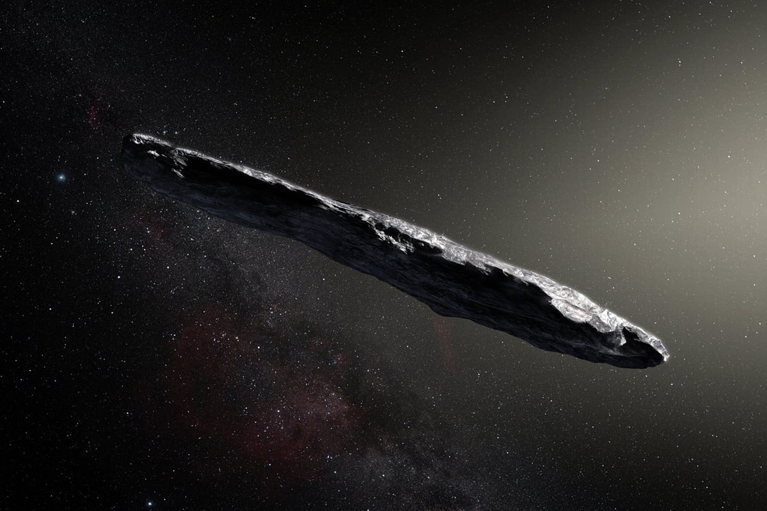 Astronomers propose comets could carry microscopic life to other solar systems