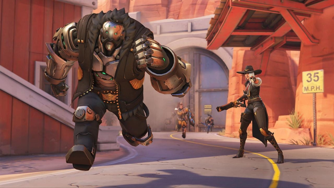 Overwatch's New Hero, Ashe, Was Nearly Scrapped Because Of