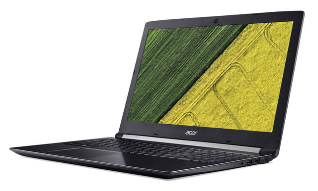 acer introduces new pcs at next event aspire 5 left facing