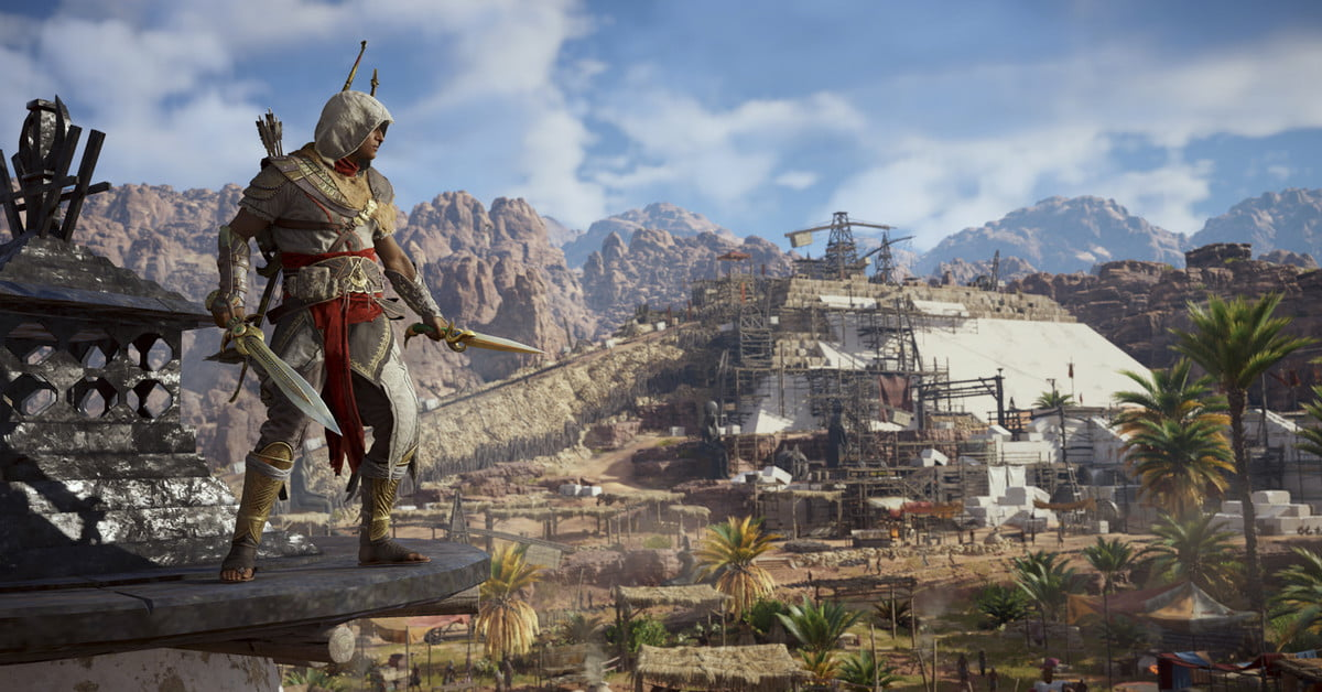Flipboard Assassin S Creed Valhalla Dev Explains Map Size