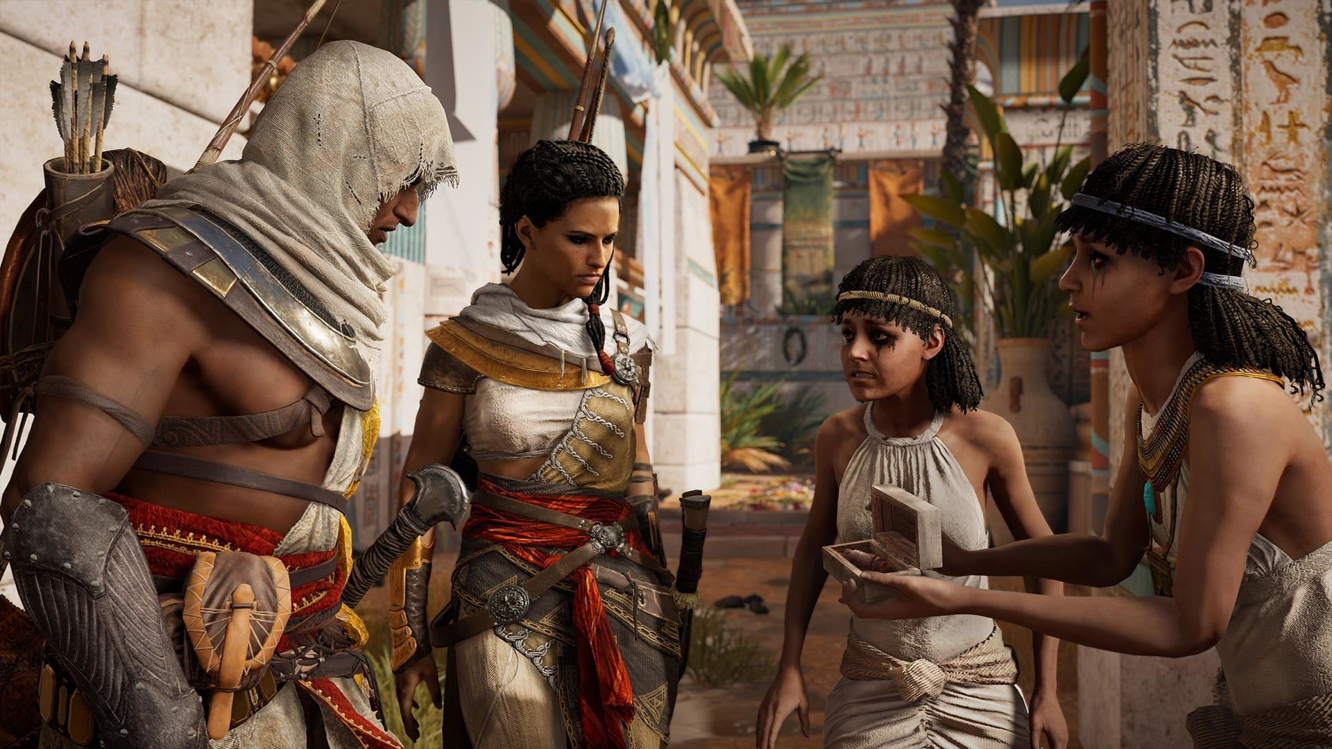 How To Level Up Fast In Assassin S Creed Origins Digital Trends