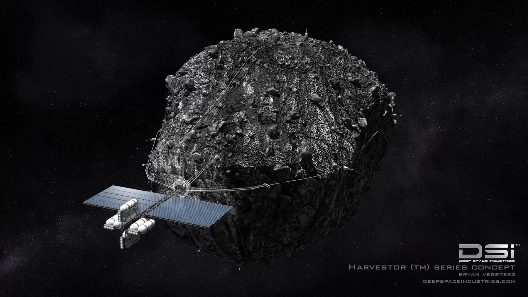 How Will Asteroid Mining Work? Here's What You Need to Know