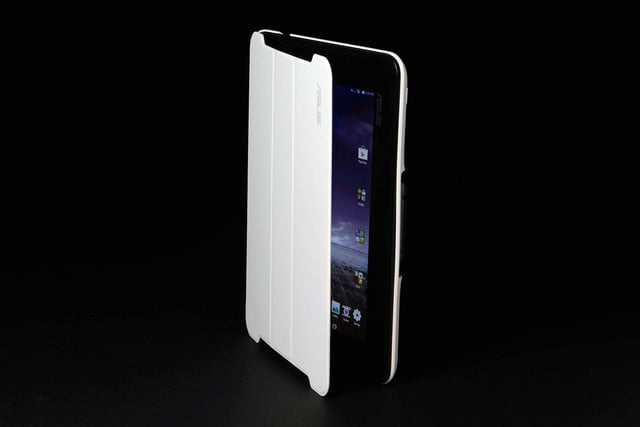 ASUS PadPhone Station front angle open