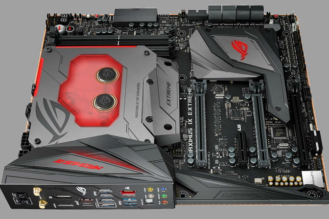 Asus Releases ROG Maximus IX Extreme Z270 Motherboard for
