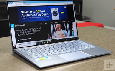 Asus ZenBook S13 UX392 Review: A Tiny Laptop With Impressive