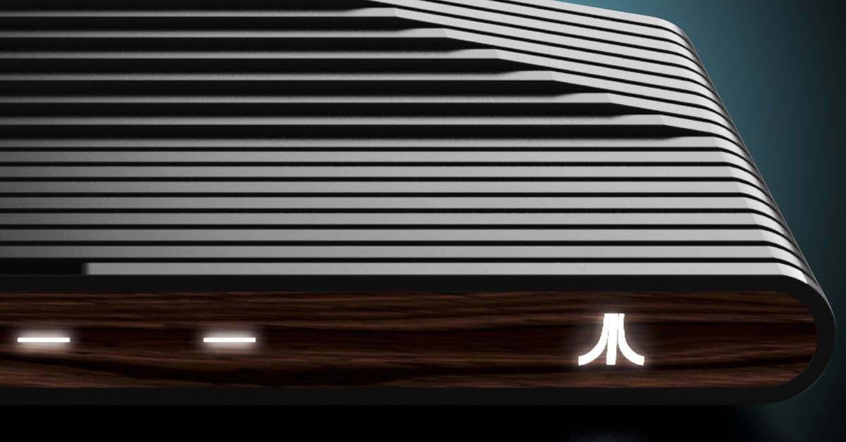 Atari to ship restyled version of classic game console in June