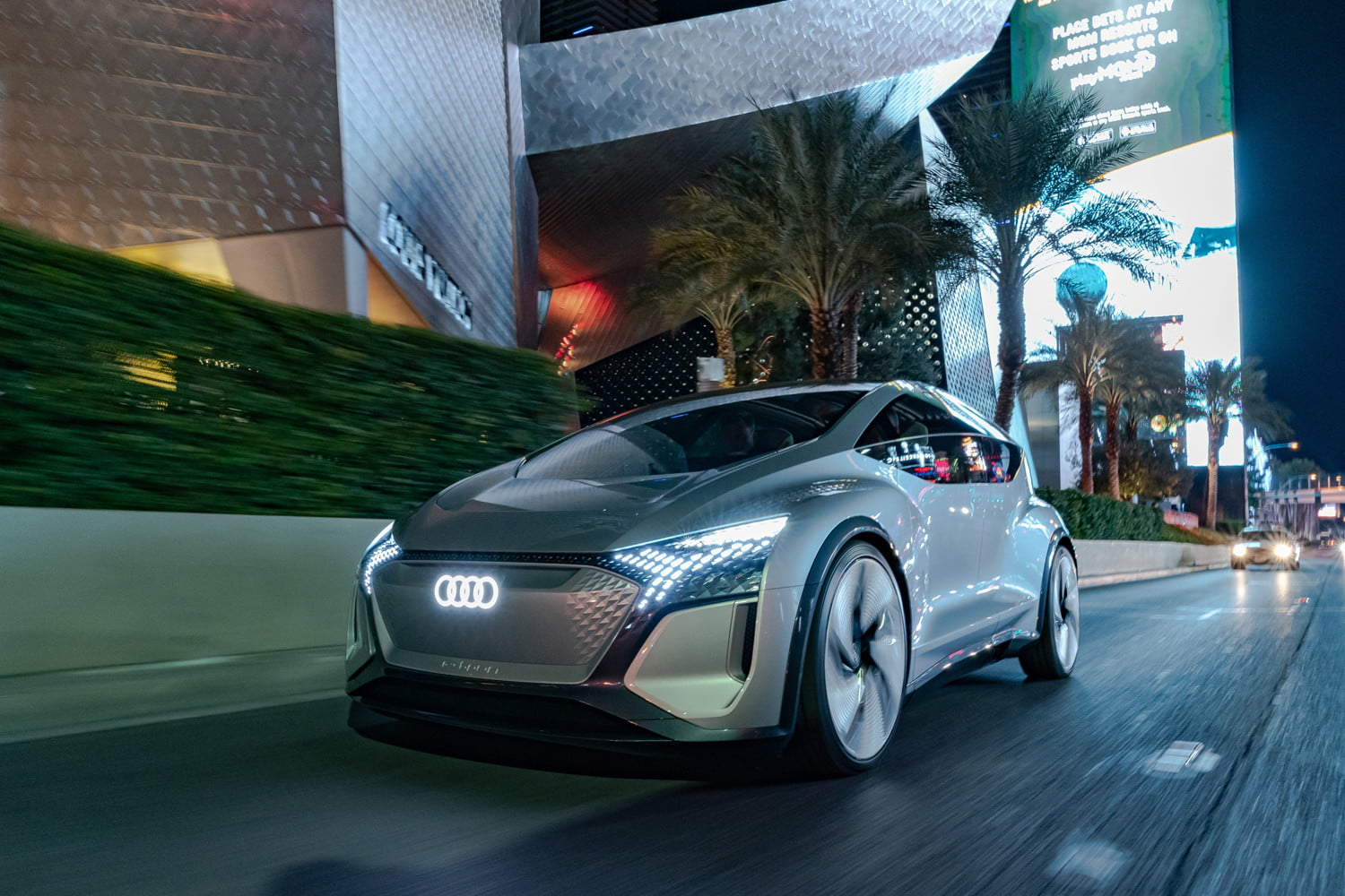Audi is leveraging technology to turn your car into a third living space