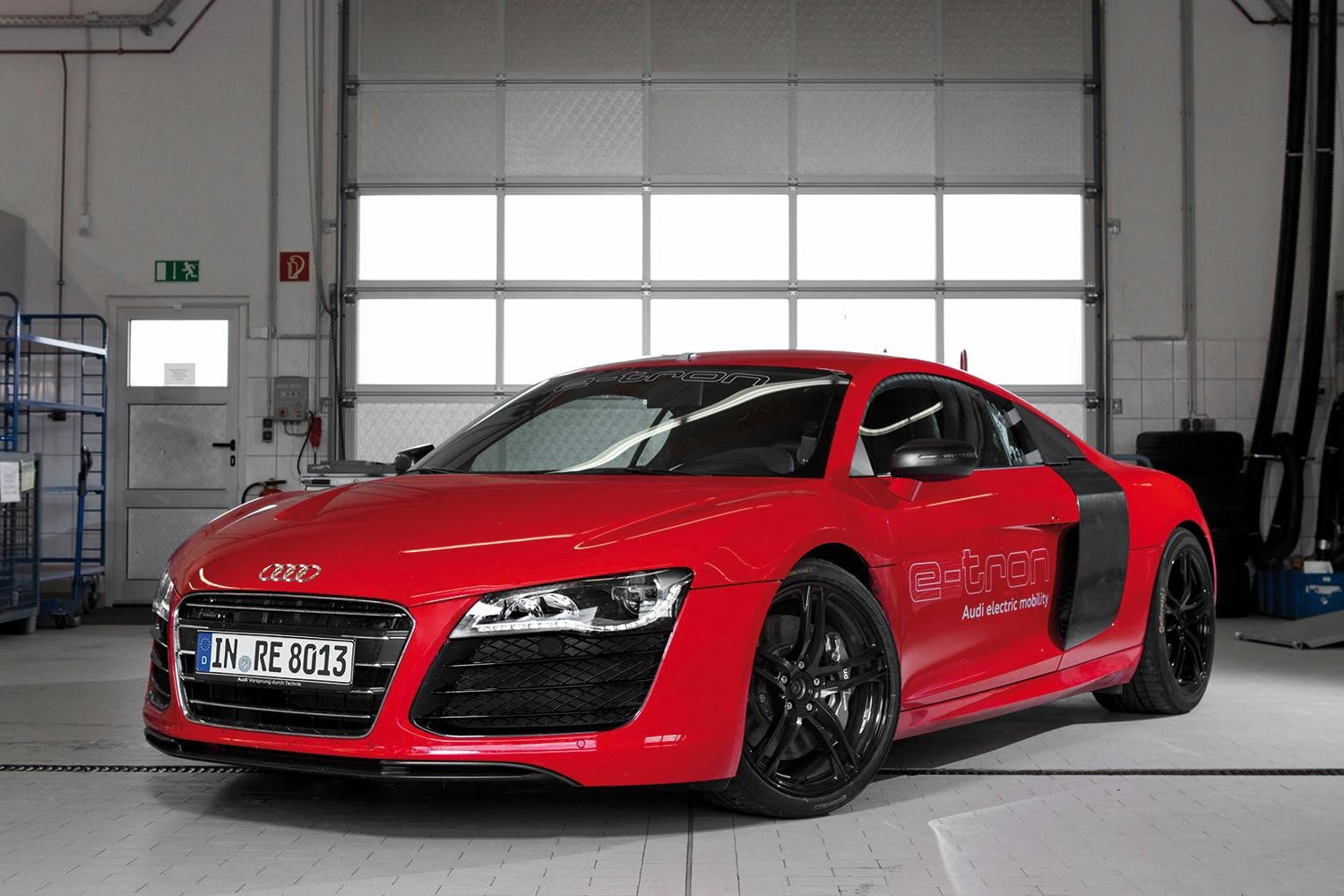 2015 Audi R8 E Tron On Sale Second Half Of 2014 With 280