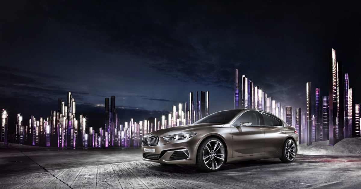BMW Concept Compact Sedan | News, Pictures, Performance