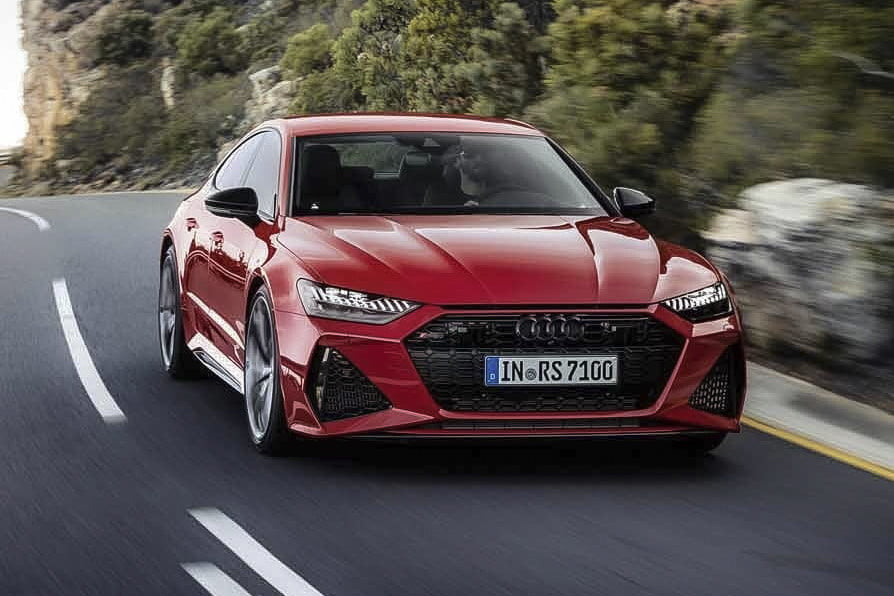 2020 Audi RS 7 first drive review