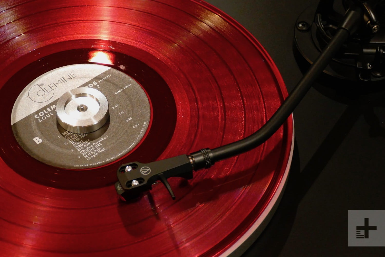 Audio-Technica makes heads spin with new turntable, and bass-heavy earbuds