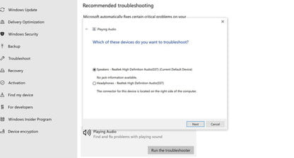 How To Fix Sound Problems In Windows 10 Digital Trends