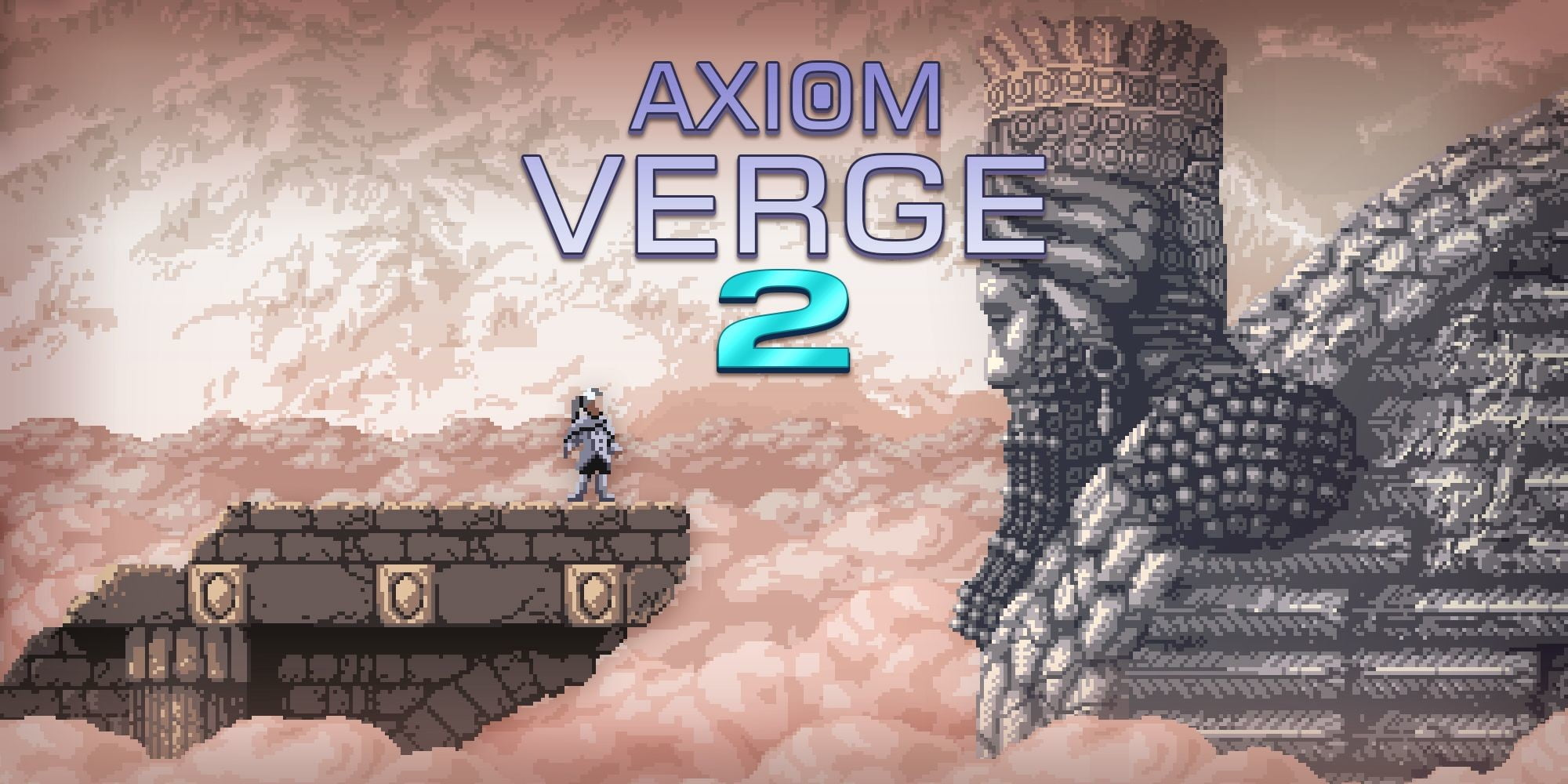 Axiom Verge 2 brings classic Metroidvania action to Nintendo Switch in 2020