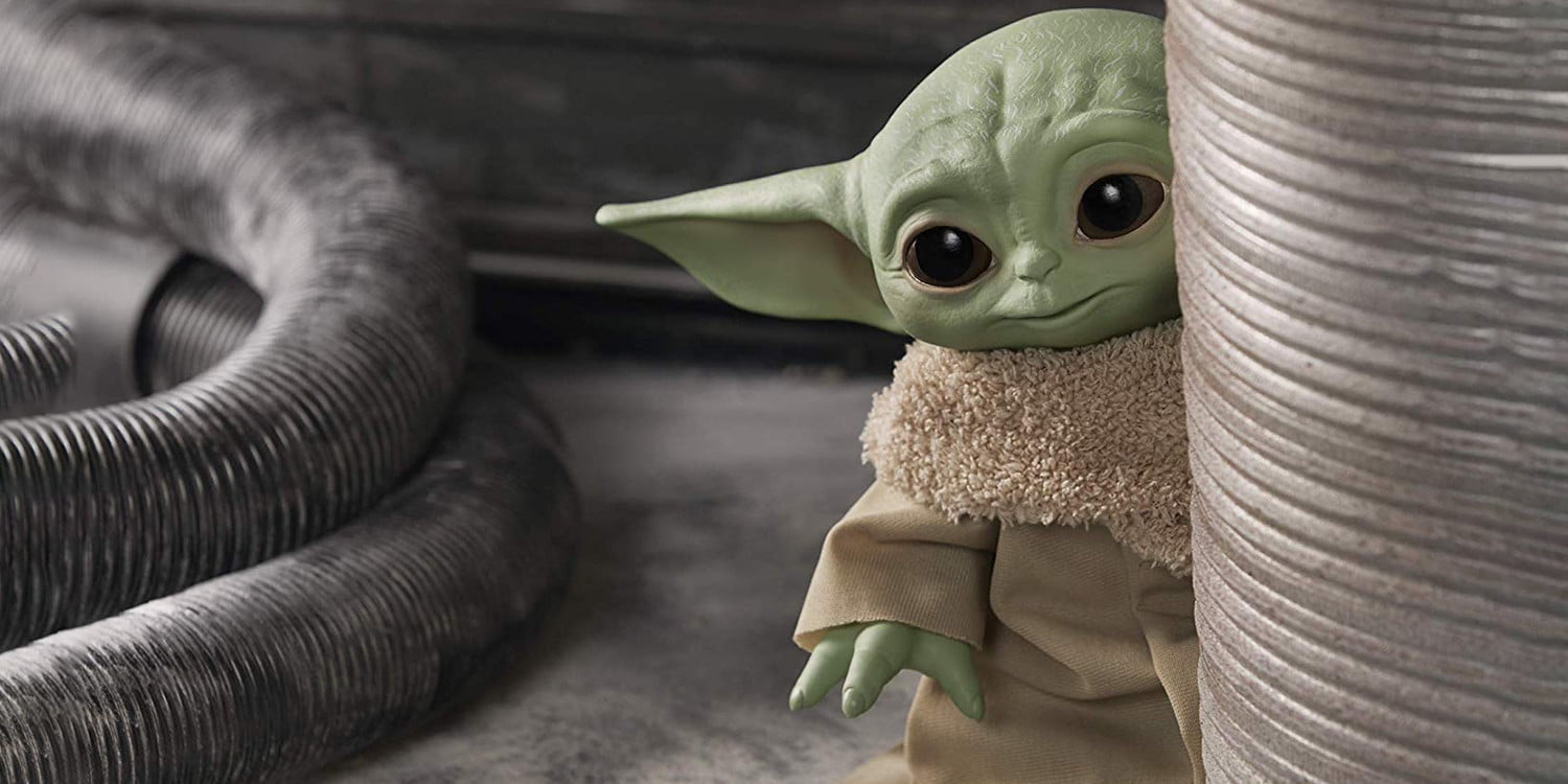 Disney hurries to launch more Star Wars Baby Yoda toys — and one that speaks