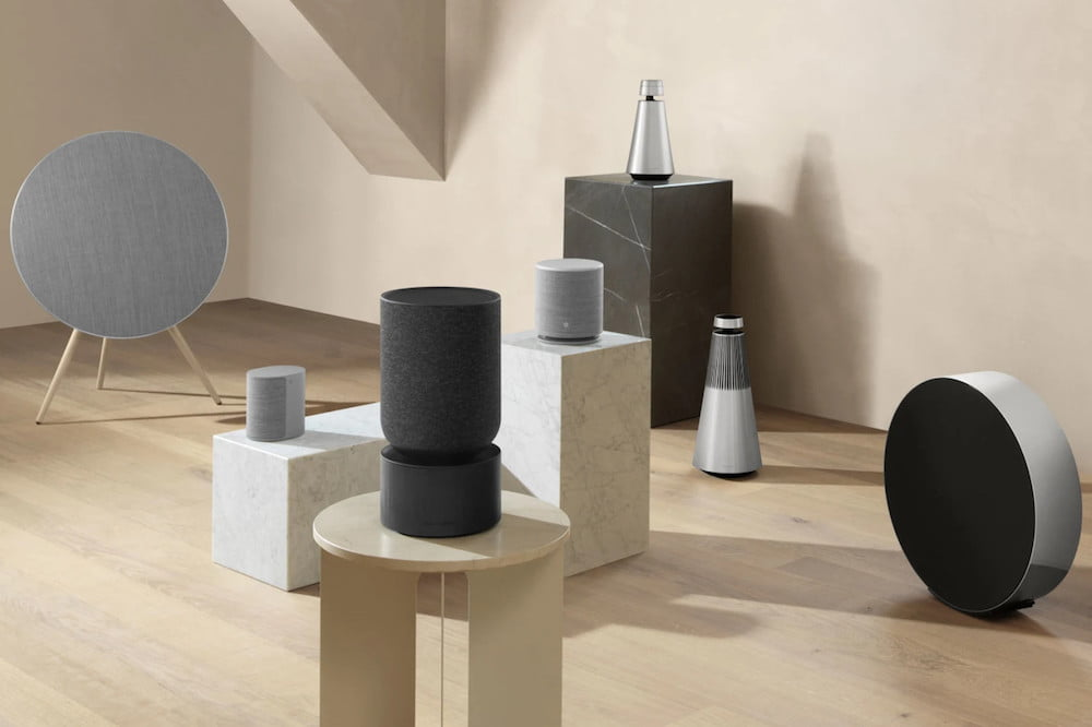 Bang and Olufsen talks design to celebrate 95 years of the 'goose bump factory'