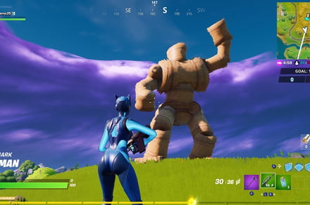 Fortnite week 7 guide: Dance in front of the pipe man, hay ...