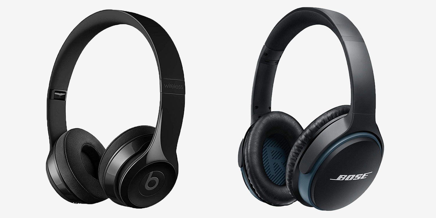 Bose And Beats Solo3 Wireless Headphones Get Steep Discounts At Amazon Digital Trends