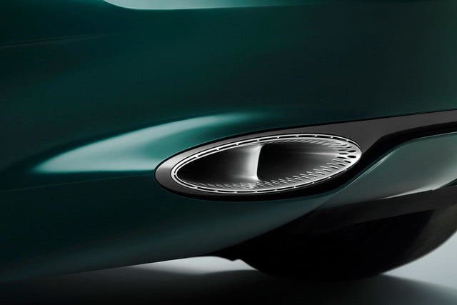 bentley exp 10 speed 6 concept official specs and pictures exhaust press image