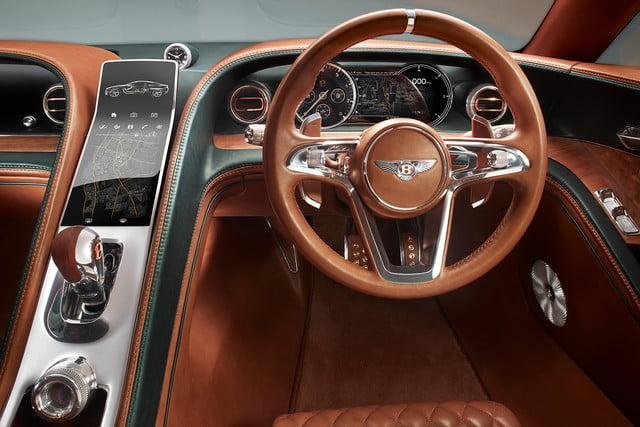 top 5 concept cars of 2015 opinion pictures specs bentley exp 10 speed 6 official 12