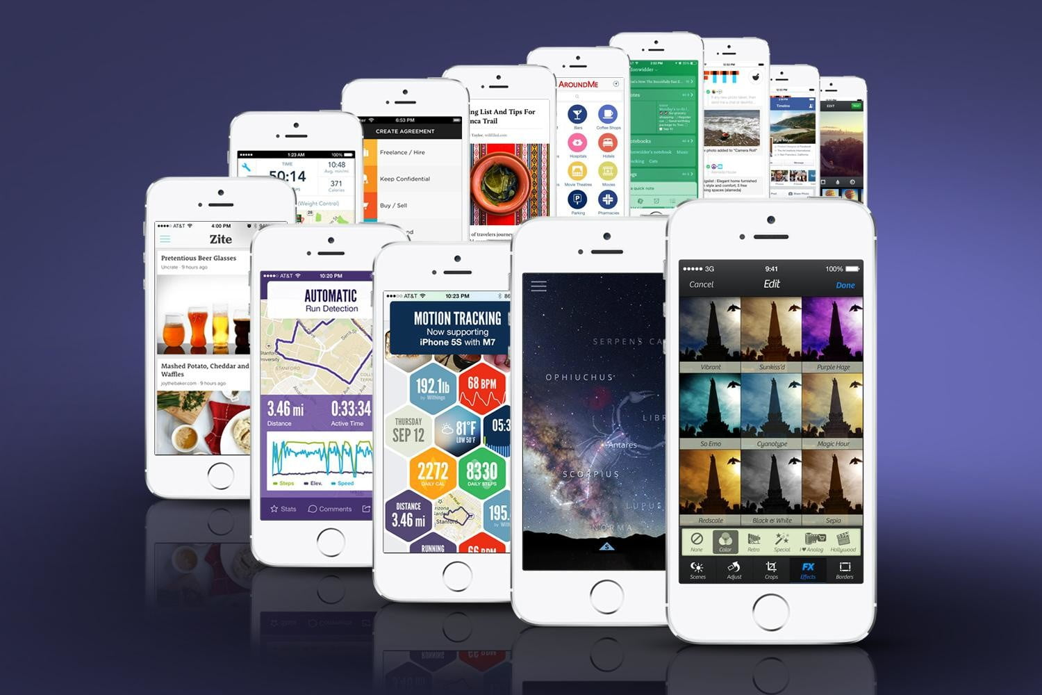 Best Ios 7 Apps And Iphone 5s Apps Digital Trends