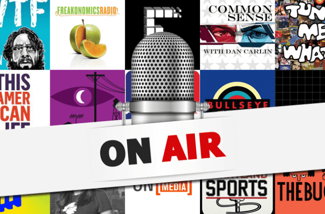 The best podcasts of 2020
