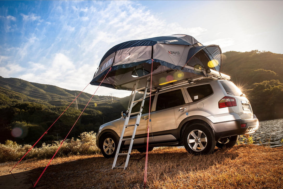 Adventure Kings Roof Top Tent Installation the best rooftop tents of 2019 | digital trends
