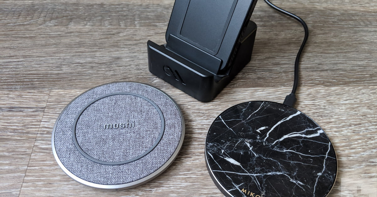 Best Wireless Chargers by digital trends