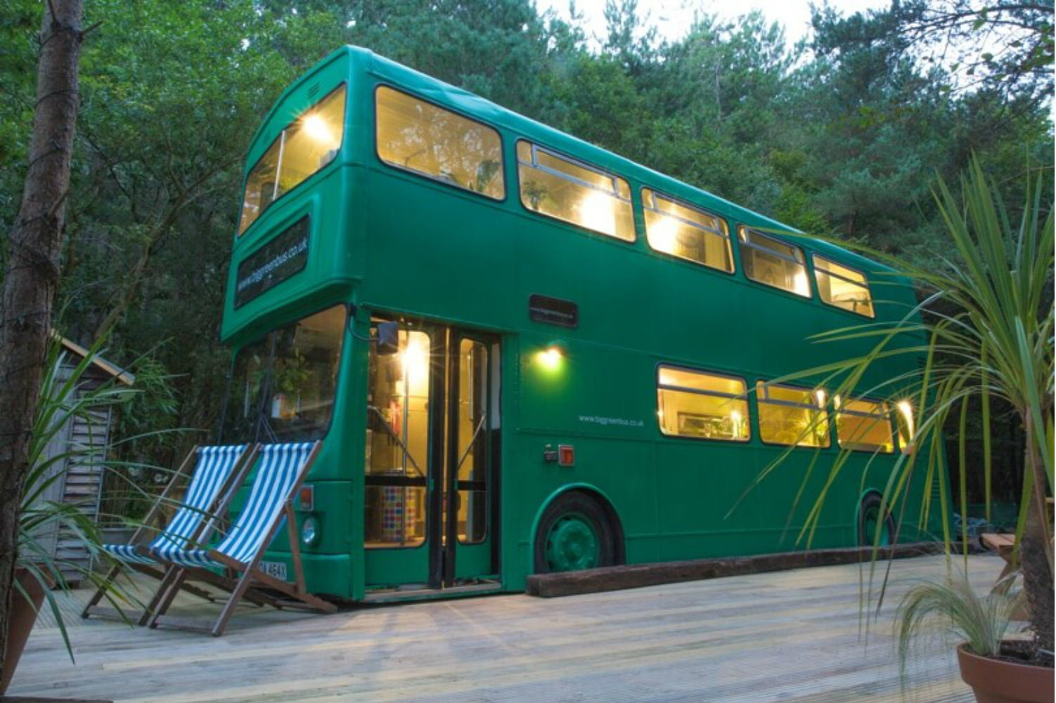 These 10 amazing bus conversions put a new spin on mobile living