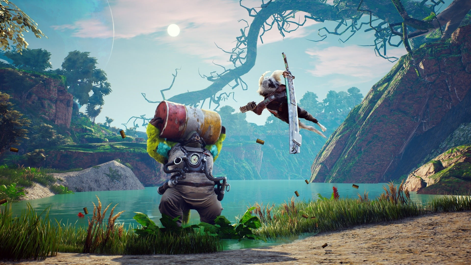 'BioMutant' Hands-On Preview