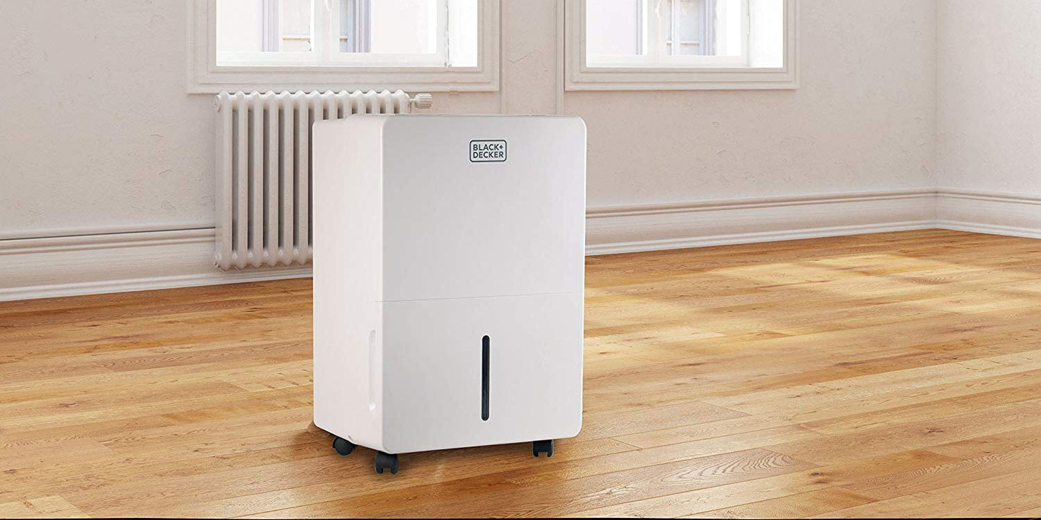 Eliminate Excess Moisture with these Dehumidifier Deals From