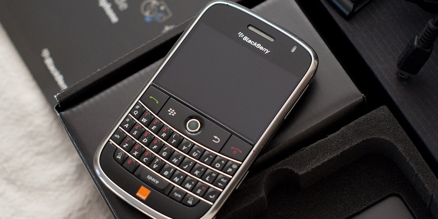 How the BlackBerry Bold 9900 Influenced the BlackBerry Key2